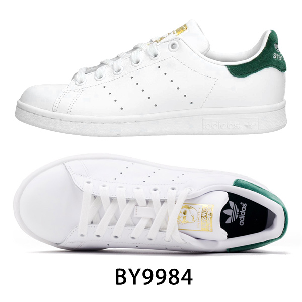阿迪达斯Stan Smith正规的物品adidas STAN SMITH J女士运动鞋S77178 ads56
