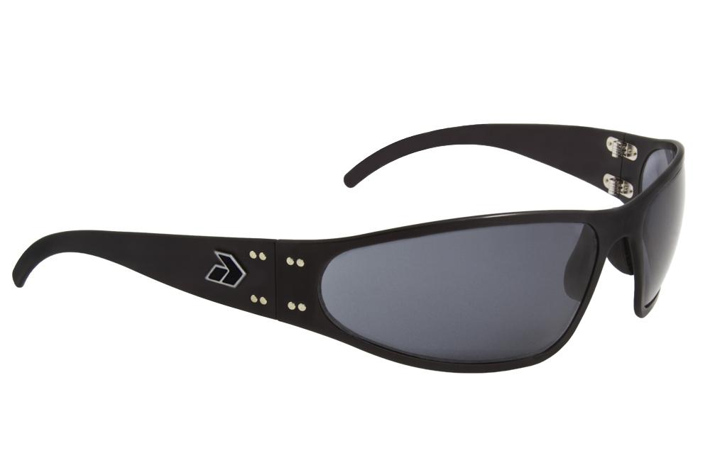 GATORZ ラプター サングラス BLK/グレーポラライズド (偏光レンズ仕様)