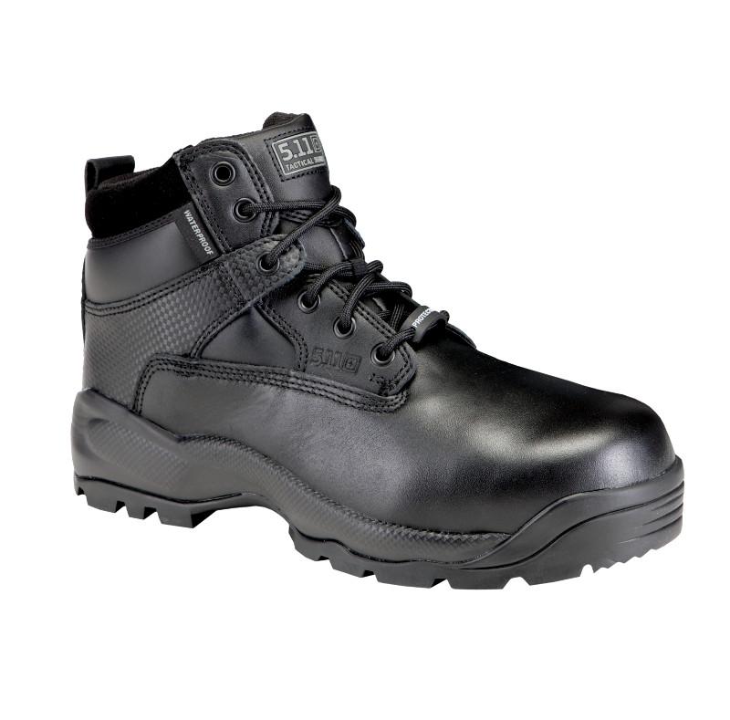 5.11 A.T.A.C.6 ローカット SHIELD ASTM Side Zip ブーツ