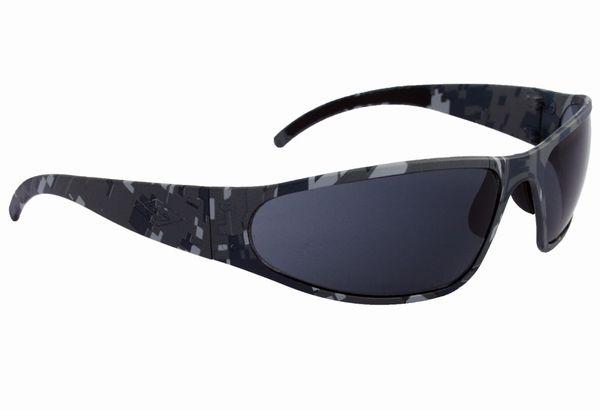 GATORZ ラプター サングラス デジカモ・ブルー/グレーポラライズド (偏光レンズ仕様)