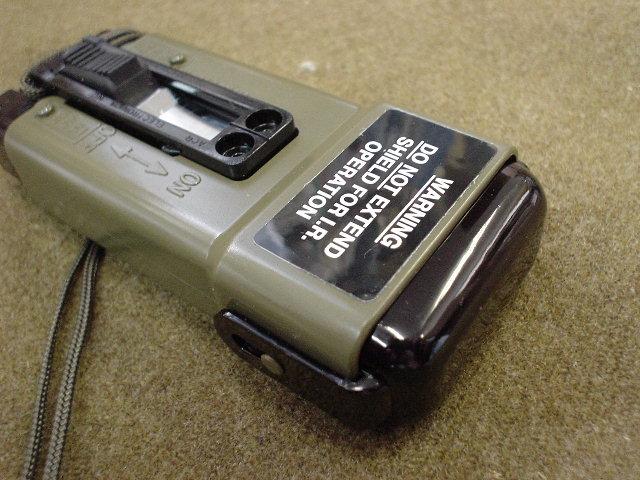 U.S. IRレスキュー ストロボライトMS-2000(M)※官公庁限定販売品