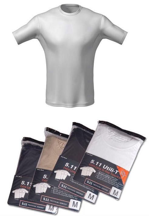 5.11 UTILI-Tシャツ ショートスリーブ 3枚パック
