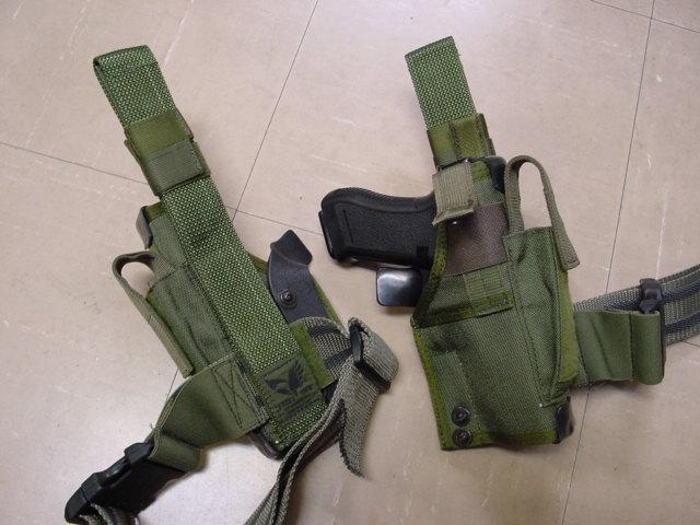 Eagle社 SAS MK-6ホルスター OD E)SAS-MK-6-OD