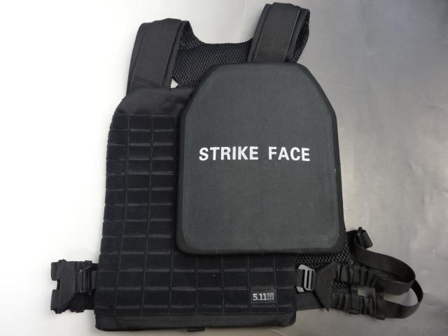 Risk Control Corp お気に入 プレート前後付き TACTICALテロ対策 対ライフルレベルIV防弾ベスト 評判