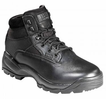 レディーズ A.T.A.C.6 ローカット Side Zip ブーツ