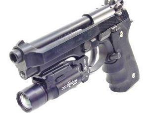 SUREFIRE MR11 インターフェースアダプターM92F