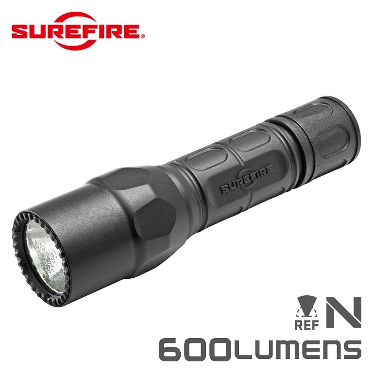 SUREFIRE G2X タクティカル LED BK G2X-C-BK