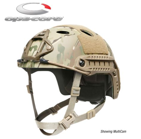 OPS-CORE FAST CARBON HIGH CUT HELMET MultiCam