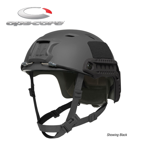 FAST BUMP HIGH CUT HELMET BLACK
