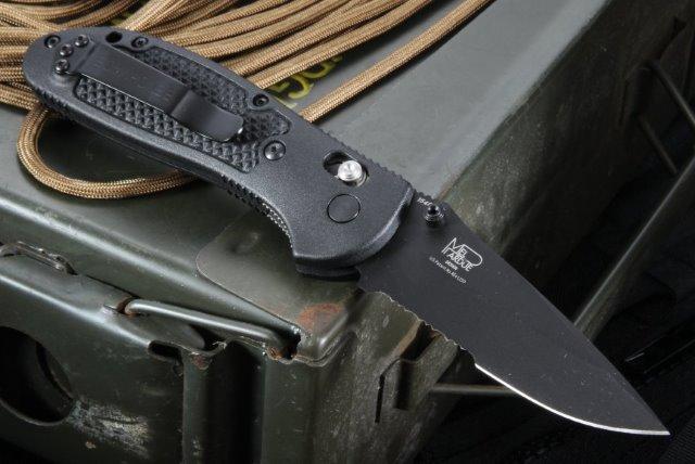 BENCHMADE(ベンチメイド) 551SBK Griptilian グリップティリアン ナイフ