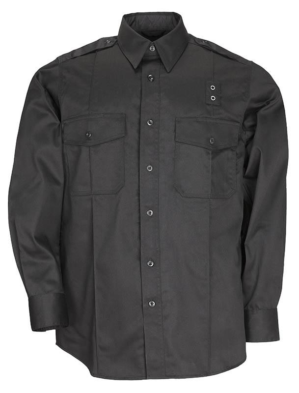 数量限定特価!!5.11 PDU ロングスリーブ ツィル シャツ A クラス(長袖)