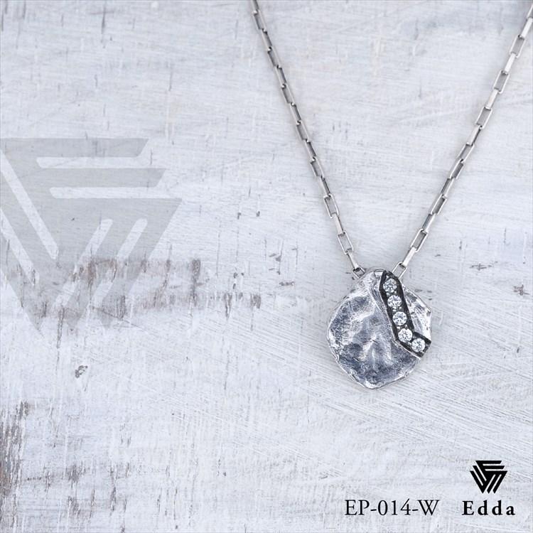エッダ シルバーネックレス EP-014-W Edda