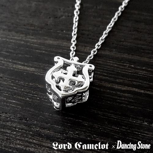 ロードキャメロット x ダンシングストーン コラボレーション シルバーネックレス Lord Camelot x Dancing Stone レディース メンズ