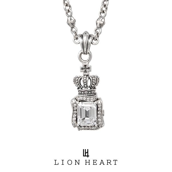 ライオンハート BASIC KINGDOM キングダムストーンネックレス 01NE0021CL LION HEART キングダム ネックレス [LH]