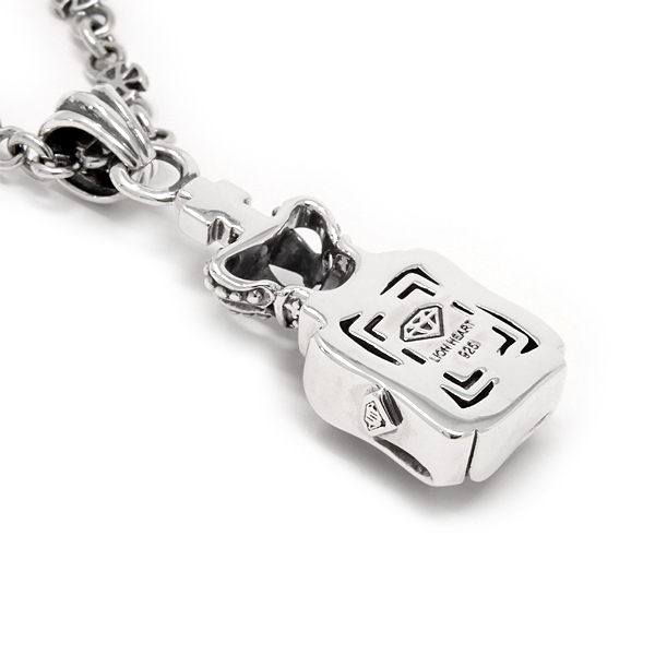 ライオンハート BASIC KINGDOM キングダムストーンネックレス 01NE0021CL LION HEART キングダム ネックレス ライオンハートネックレス [LH]