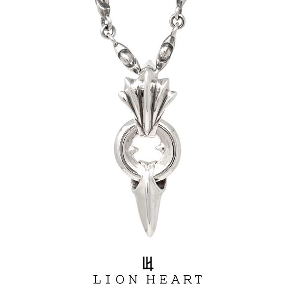 ライオンハート HOWL ファングドネックレス 01NE0061SV LION HEART ハウル シルバーネックレス [LH]