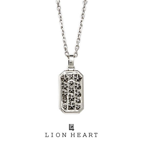 ライオンハート meteor ギャラクシーネックレス 01NE1311SV LION HEART メテオール スター シルバー ネックレス [LH]
