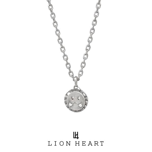 【LION HEART】  ライオンハート Petite Modern LEO プチネックレス/SV 01NE1651SV LION HEART プチモダン レオ ペンダント チェーン [LH] メンズ ブランド ギフト(誕生日 プレゼント) 送料無料