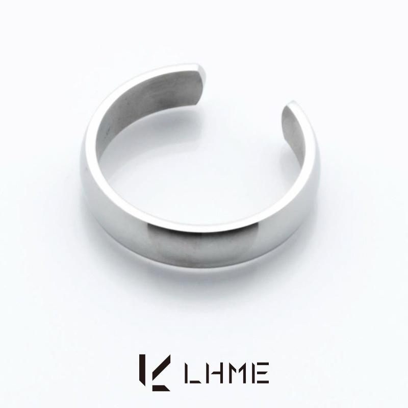 LION HEARTが提案する新ブランド LHME ダイバーシティピンキーリング TYPE D 期間限定特別価格 サージカルステンレス エルエイチエムイー 7号 お得クーポン発行中 送料無料 人気ブランド あす楽 2RN002D