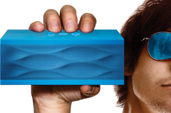 【送料無料】JAWBONE ポータブル Bluetooth ワイヤレス スピーカー Jawbone JAMBOX