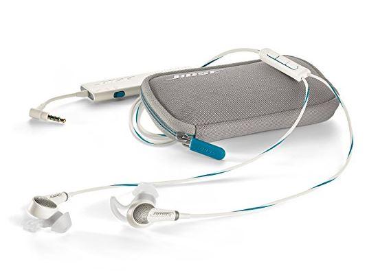 新品同様 アウトレット品 ボーズ QuietComfort20 ヘッドホン QC20  Bose クワイアットコンフォート20(Apple製品専用モデル) ホワイト
