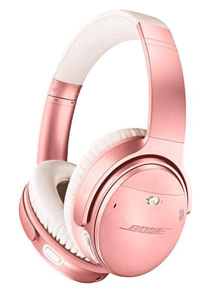 ボーズ Bose QuietComfort 35 II wireless headphones  ローズゴールド