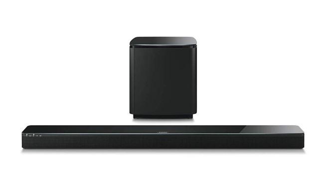 ボーズ BOSE SOUNDBAR 700 ワイヤレスサウンドバー Amazon Alexa搭載 + BOSE BASS MODULE 700 サブウーファー ブラックセット