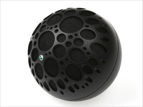 【税込!送料込!】 ソニーエリクソンMBS-100 Bluetoothポータブルスピーカー