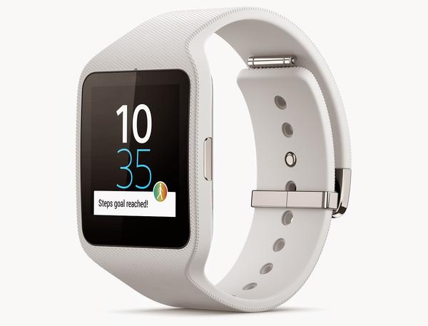 ソニー SmartWatch3 SWR50  Bluetooth Smart Android Watch