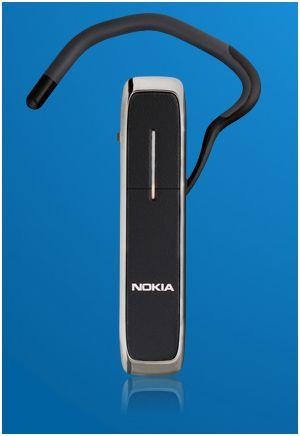 【送料無料】NOKIAノキアBH-602 ワイヤレス Bluetoothヘッドセット