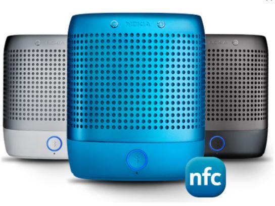 NFC対応【税込!送料込!】Nokia Play 360 Bluetooth ワイヤレス スピーカ