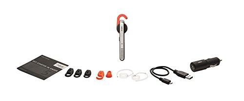 国内正規品 Jabra STEALTH Bluetooth4.0 小型 軽量 モノラルヘッドセット NFC対応 STEALTH-BK