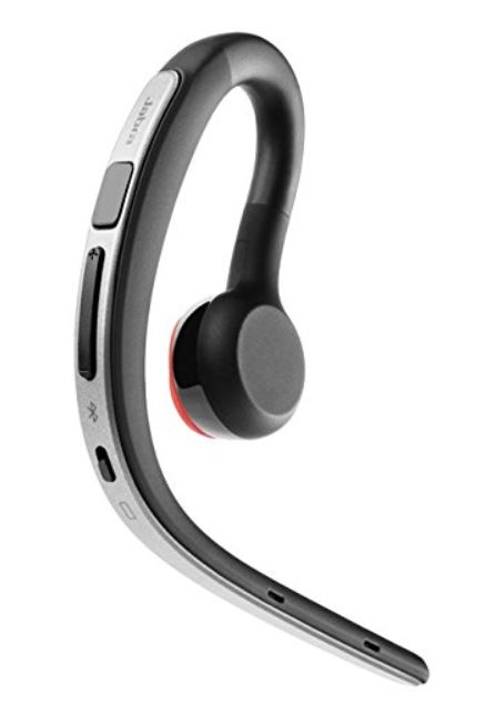 【日本正規代理店品】 Jabra Bluetooth4.0 モノラルヘッドセット Jabra STORM STORM-BK