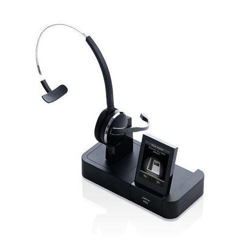 Jabra PRO 9400シリーズJabra PRO 9470 ワイヤレスヘッドセット 2.4型タッチパネル搭載モデル