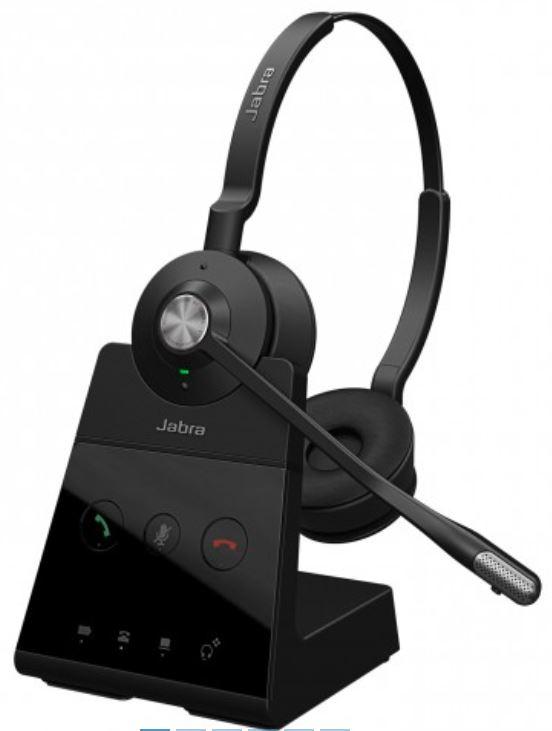 GN Jabra Engage 65 Stereo  ワイヤレスヘッドセット 液晶画面搭載 2年保証