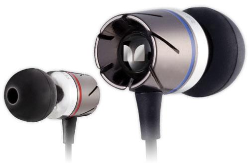 【送料無料!税込!】米モンスター社 カナル型インイヤーヘッドホンMonster Turbine High Performance In-Ear Speakers