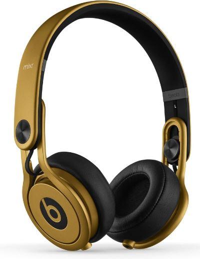 【アウトレット特価!】 Beats by dr.dre / BT ON MIXR Beats Mixr オンイヤーヘッドホン Gold Limited Edition