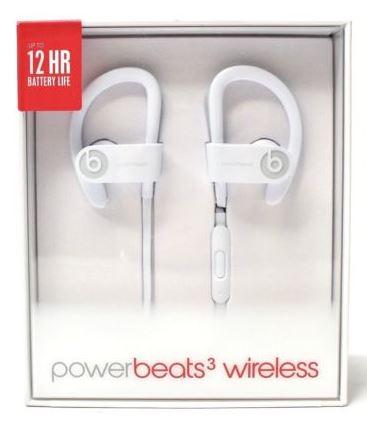 beats by dr.dre Beats Powerbeats3 ワイヤレスヘッドホン ホワイト