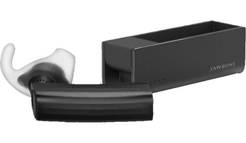 「戦場レベルのヘッドセット」ERA by Jawbone Bluetooth Headset - Black Streak 充電ケースセット