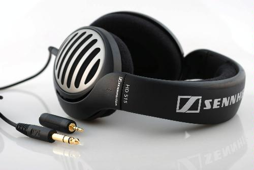 Sennheiser HD515 Stereo Headset ハイエンドサウンドモデル