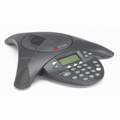 特価!世界シェアNo.1 Polycom SoundStation 2  会議システム  拡張マイク接続不可  サウンドステーション2  PPSS-2-BASIC ポリコム サウンドステーション2
