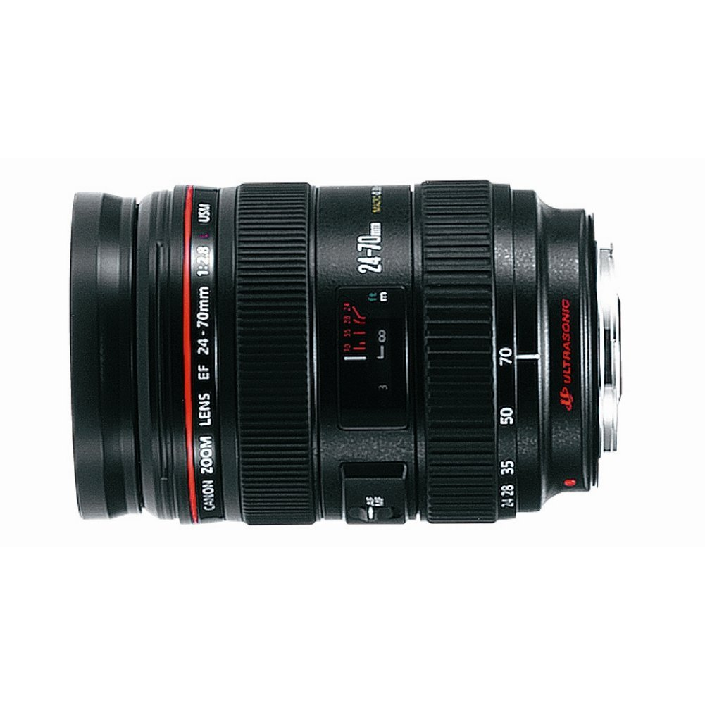 Canon EF 24-70mm f/2.8L II USM 日本製