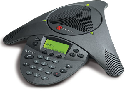 Polycom SoundStation VTX 1000  会議システム