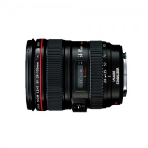 【新品】CANON EF EF24-105mm F4L IS USM  日本製