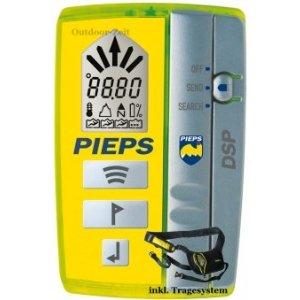 在庫あり即納 【送料無料】PIEPS ピープス DSP アバランチ ビーコン Ver8.2