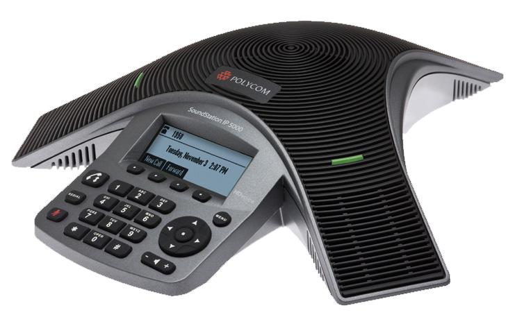 Polycom SoundStation IP5000 会議システム