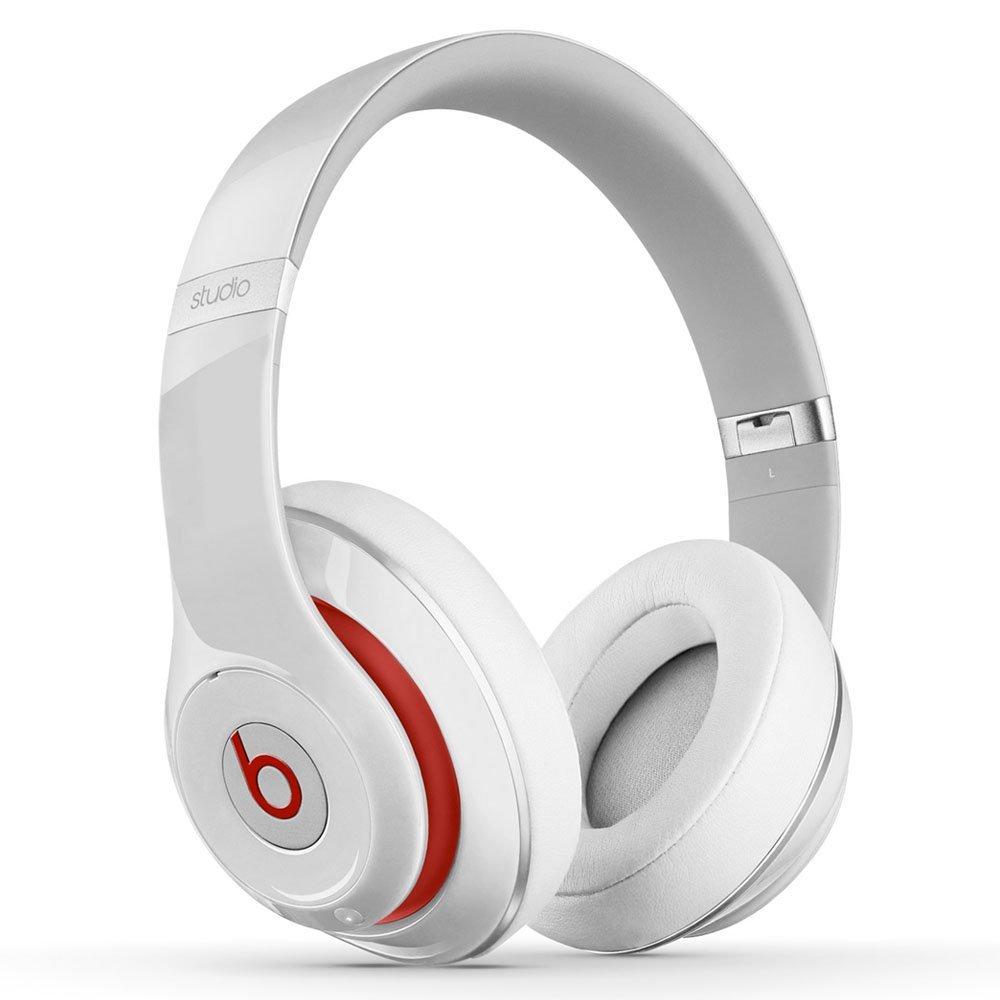 国内正規品 beats studio ノイズキャンセリングヘッドフォン ホワイト BT OV STUDIO V2