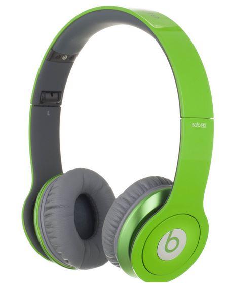 【アウトレット特価!】Beats by Dr.Dre beats solo hd green ヘッドフォン グリーンカラー BT ON SOLOHD GRN