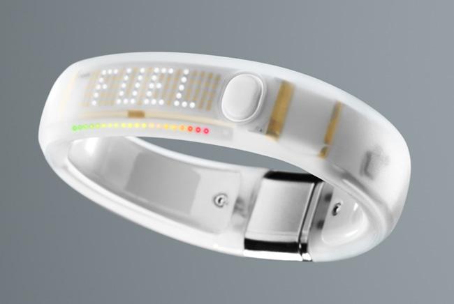 【アウトレット未使用品特価】  Nike+ Fuelband ナイキプラス フューエルバンド ホワイトアイス Sサイズ