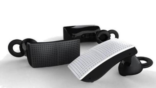 NEWシリーズ!【送料無料】iphone対応JAWBONE ICON Earwear Collectionノイズキャンセリング Bluetoothヘッドセット クリーム色
